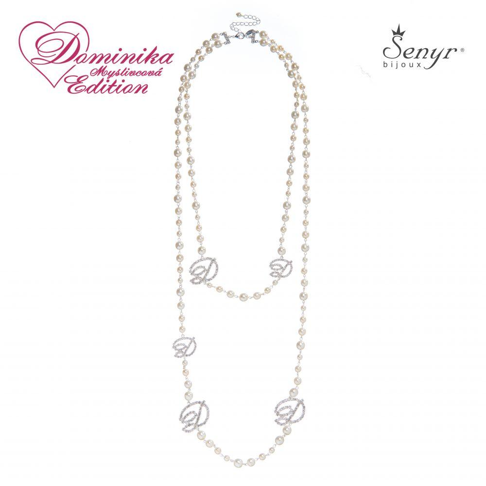 """Necklace """"D"""" Elegance"""