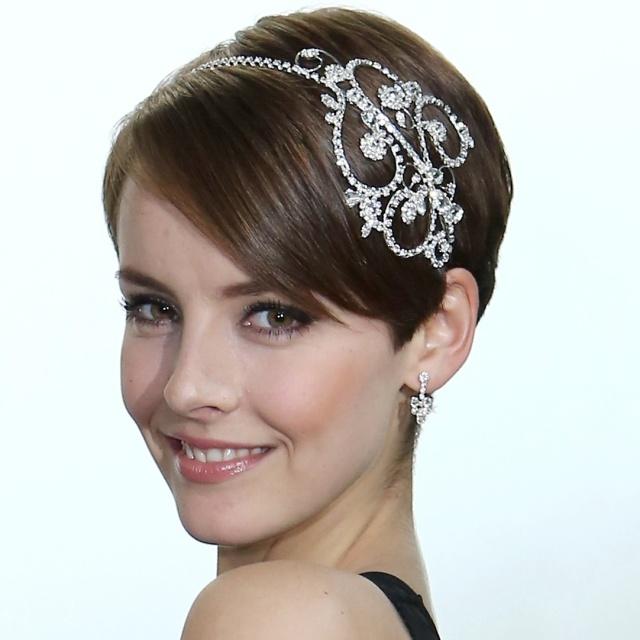 Romantic tiara