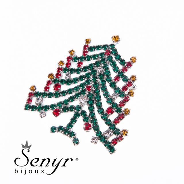 Brooch Christmas tree