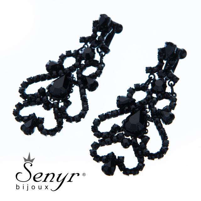 Deluxe clip-on earrings