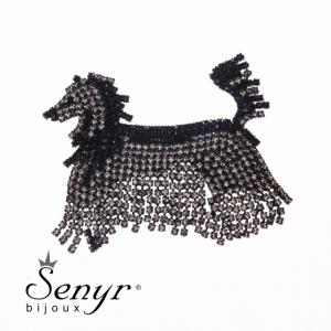 Brooche Chinese Crested Dog