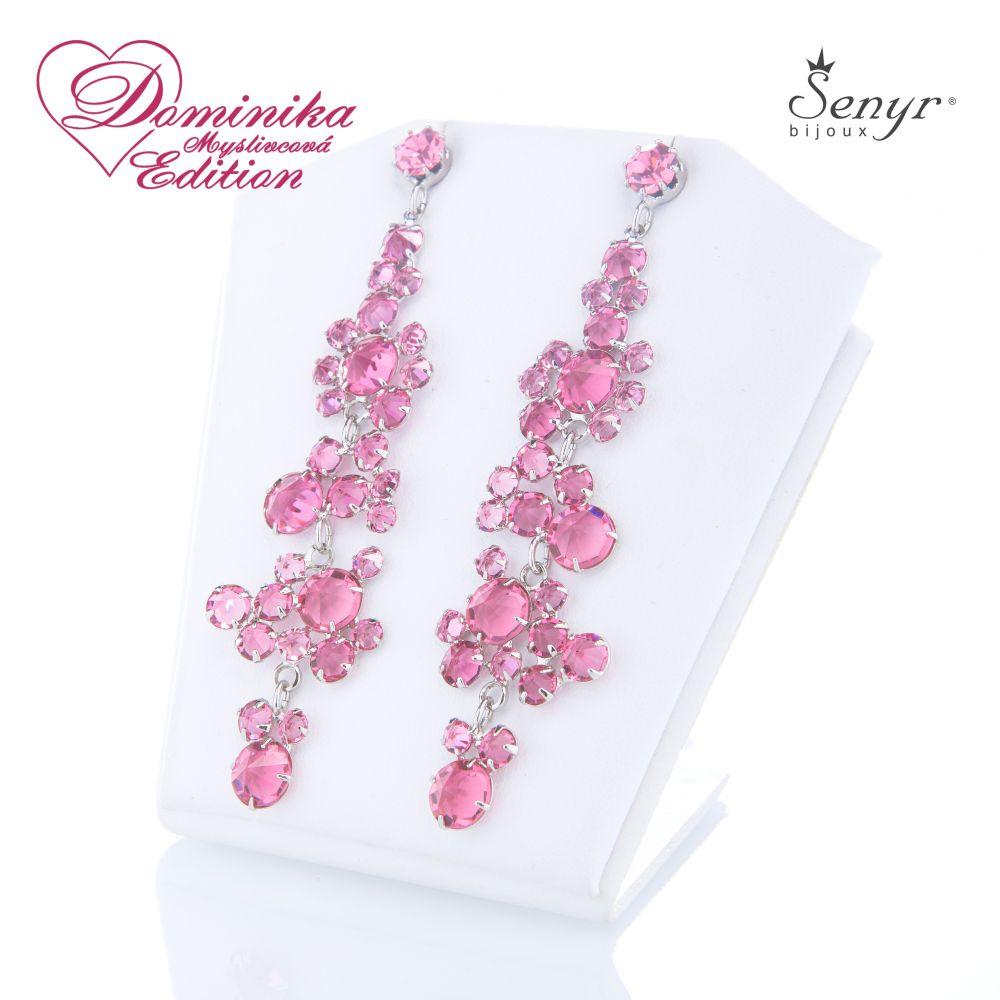 Earrings Adoration Rosa