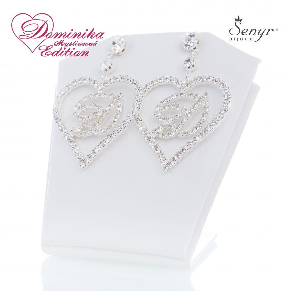 """Earrings """"D"""" Love"""