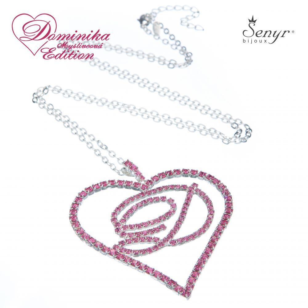 """Necklace """"D"""" Amour"""