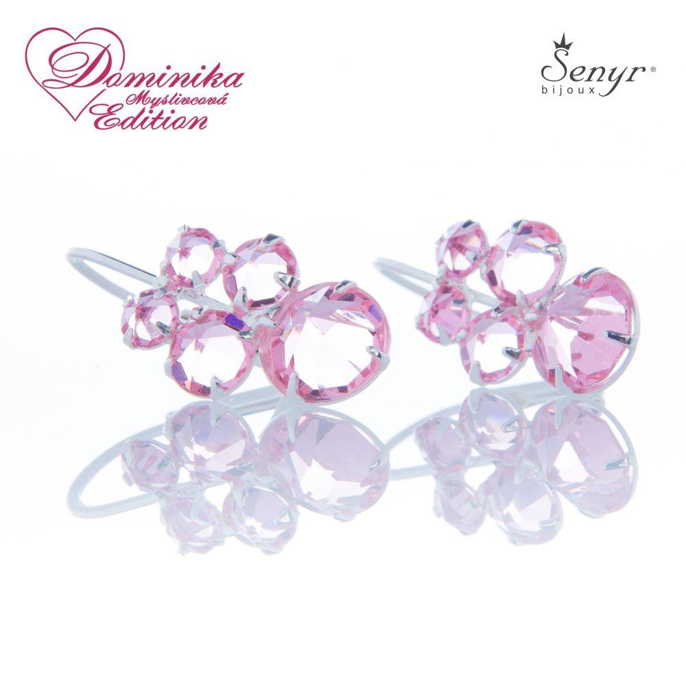 Earrings Cute Crystals