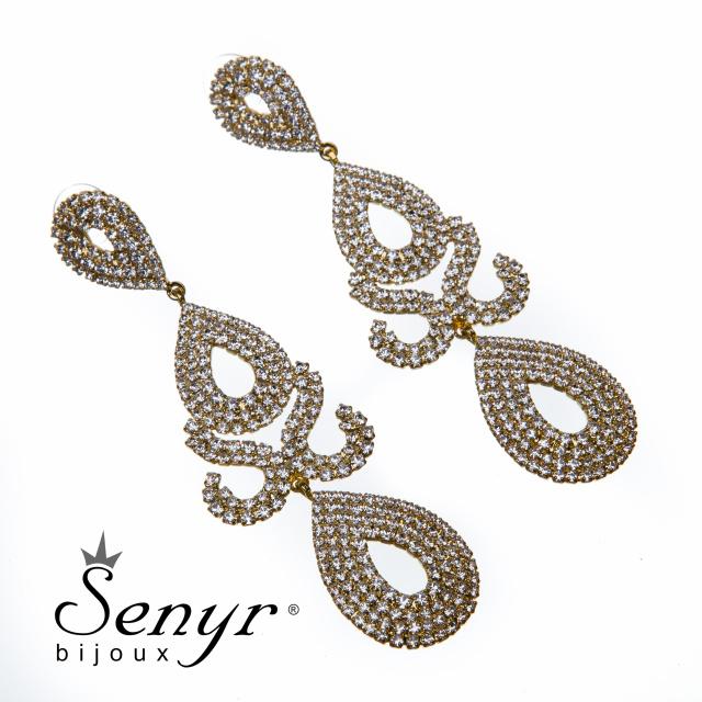 Deluxe earrings Eastern Beauty