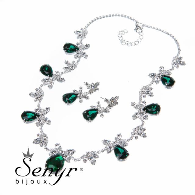 Set Milady Emerald
