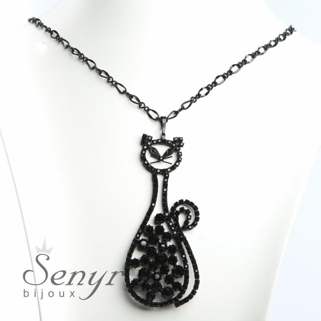 Necklace CAT