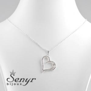 Necklace small heart