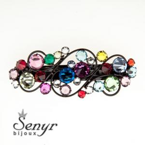 Hair clip Romantic Colours