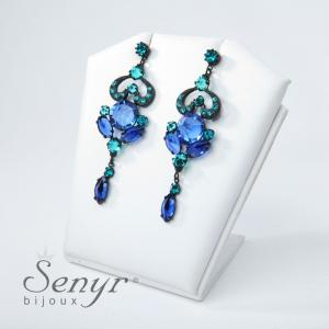 Earrings Orient