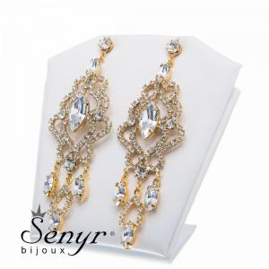 Earrings Magnificence Gold