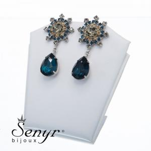 Earrings Luxury Star