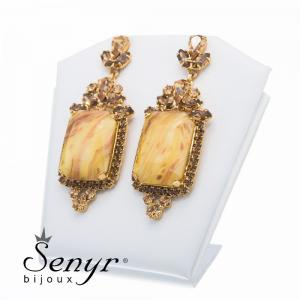 Earring Historical Luxury Goldens