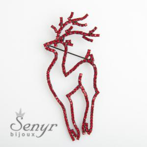 Brooch Deer